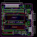 C=Key v3.0a Layout